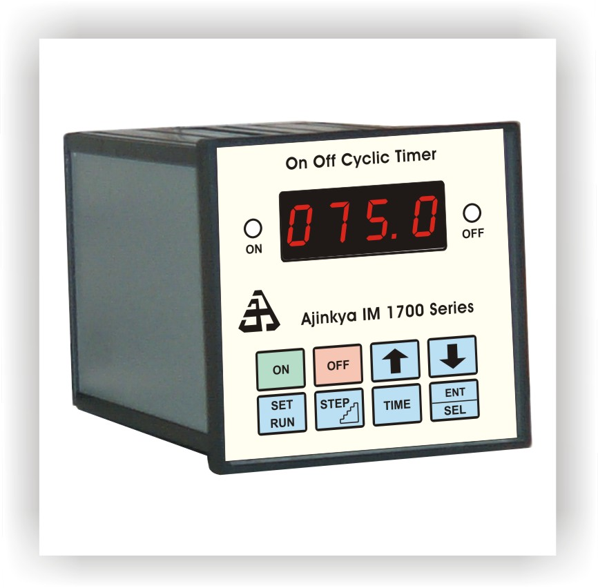 On Delay Off Delay Cyclic Timer Im1706 Ajinkya